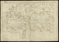 Manuscript World Map