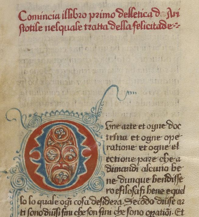 Example 2 (UPenn MS 273, f.1r):